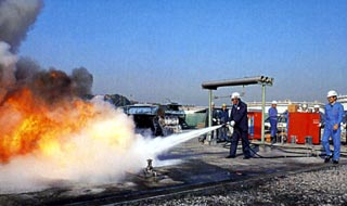 深沢消防産業株式会社は防災訓練のお手伝いや消防計画作成のアドバイスをしています